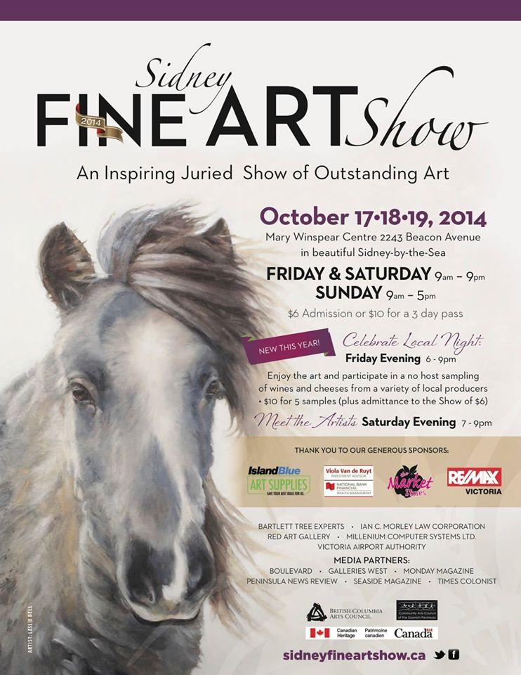 Sidney Fine Art 2014